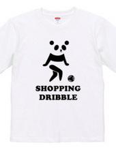 お買い物ドリブル -パンダ-