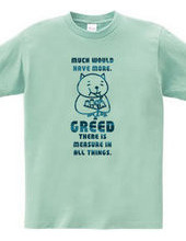 GREED -欲張り-