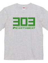 EARTHBEAT 303 GREEN