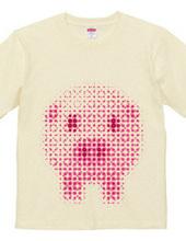 Kobuta-ドット-pink
