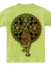 金剛界曼荼羅と虎2