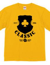 """Classic emblem """"Club&quot"""