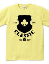 "Classic emblem ""Club"""