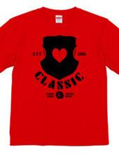 """Classic emblem """"Heart&quo"""