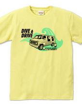 DIVE & DRIVE(HMD)