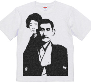 演劇史Tシャツ1-a