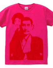 演劇史Tシャツ1-b