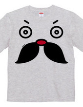 moustache(口髭)