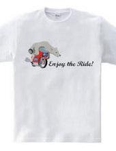 Enjoy riding