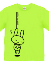 stuffed toy rabbit(02)キャラクター拡大