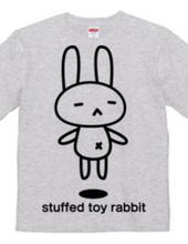 stuffed toy rabbit (Airborne 05)