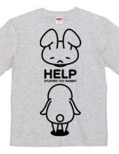 stuffed toy rabbit(HELP)