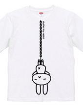 stuffed toy rabbit(吊り下げ)02