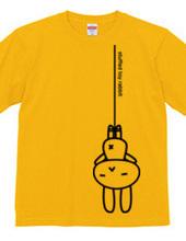 stuffed toy rabbit(吊り下げ)03