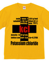 塩化カリウム(レッド×ブラック)