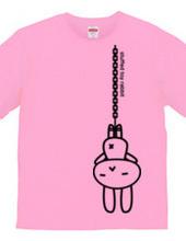stuffed toy rabbit(吊り下げ)04