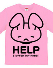 stuffed toy rabbit(HELP)片面