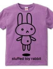 stuffed toy rabbit (Airborne 05   awaken