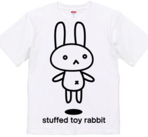 stuffed toy rabbit(浮遊05/覚醒バージョン)