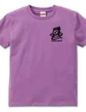 お寺座Tシャツ No.003