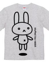 stuffed toy rabbit(浮遊04/覚醒バージョ
