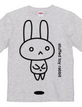 stuffed toy rabbit(浮遊02/覚醒バージョ