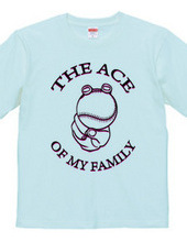 THE ACE OF MY FAMILY