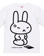 stuffed toy rabbit(親/怒る/親子マークなし)
