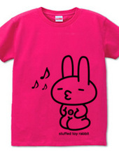 stuffed toy rabbit(子/ルンルン気分/親子マークあり)