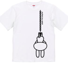 stuffed toy rabbit(吊り下げ)04/反対バージョン/両面