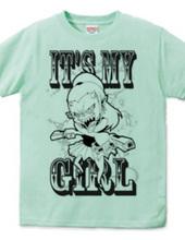 IT'S MY GIRL (mono)