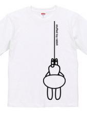 stuffed toy rabbit(吊り下げ)03/反対バージョン/両面