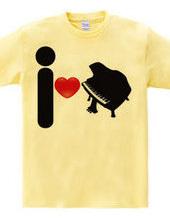 I (HEART) PIANO