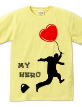 私のヒーロー