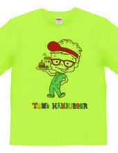 TOM`S HAMBURGER★boy