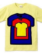 on Tシャツ