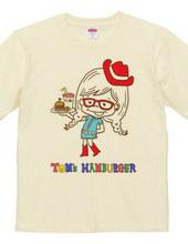 TOM`S HAMBURGER★girl