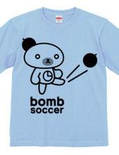 BOME BEAR/BOMB SOCCER