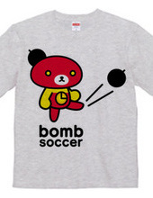 BOME BEAR/RED/BOMB SOCCER