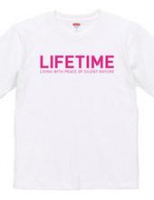LIFETIME pink
