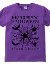 Halloween Spider & Bat 01