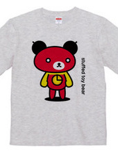 BOME BEAR/02/RED/