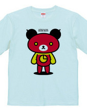 BOME BEAR/04/RED/両面