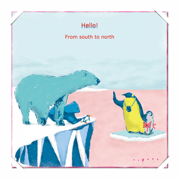 Hello! From south to north