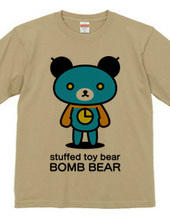 BOME BEAR/BLUE/03/