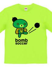 BOME BEAR/BLUE/SOCCER/02/