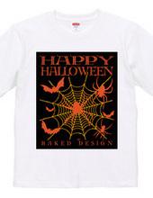 Halloween Spider & Bat 03