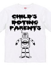 親バカロボット