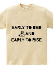 早寝早起き パンダ