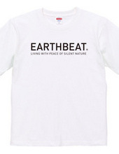 EARTHBEAT LOGO BLACK